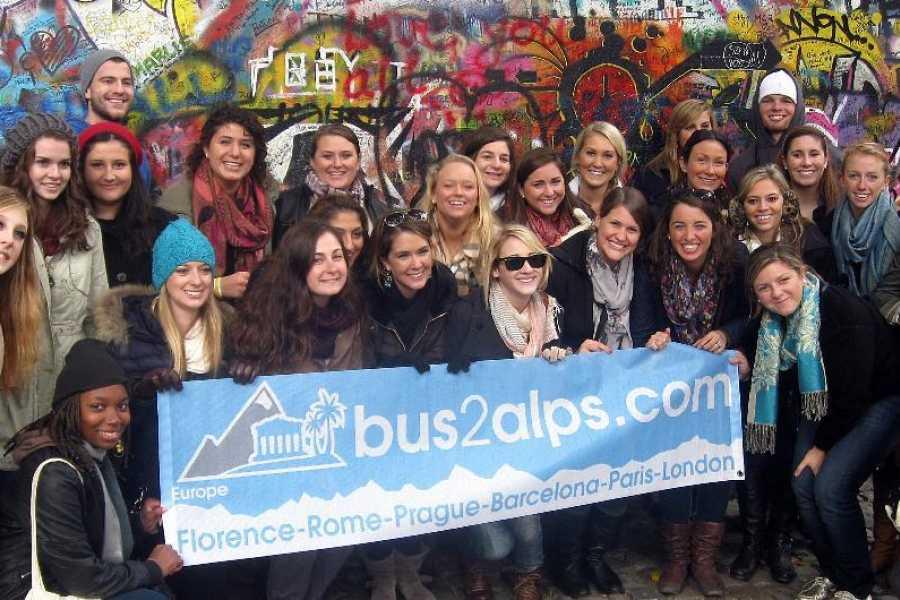 Bus2Alps AG Rome 2 Prague
