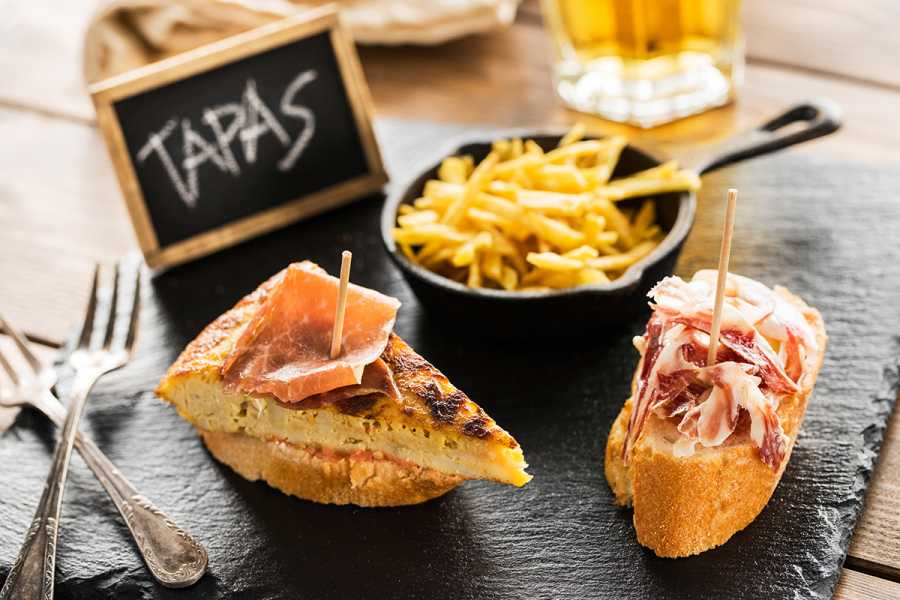 SANDEMANs NEW Barcelona Tours Barcelona Evening Tapas Experience