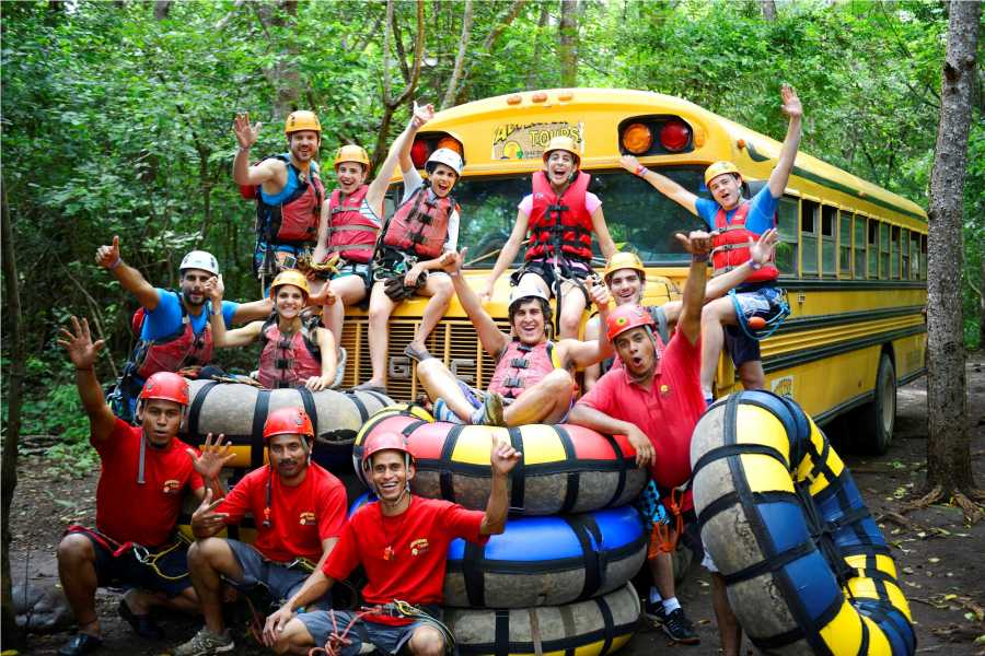 Tour Guanacaste On-Line Guachipelin Ranch Adventure Day Pass