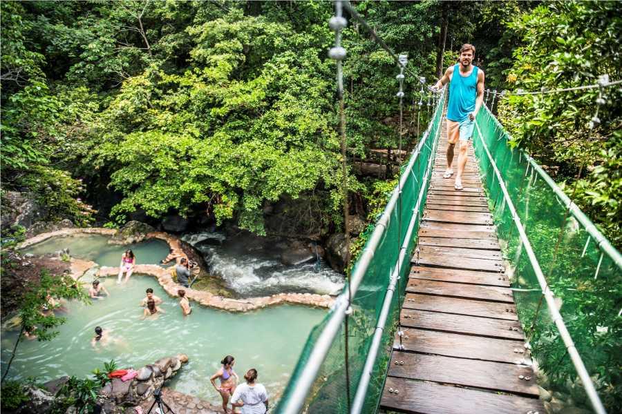 Tour Guanacaste Guachipelin Ranch Adventure Day Pass