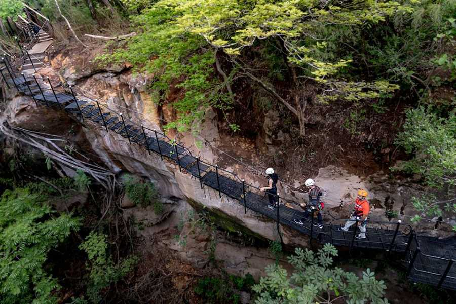Tour Guanacaste Guachipelin Adventure Day Pass