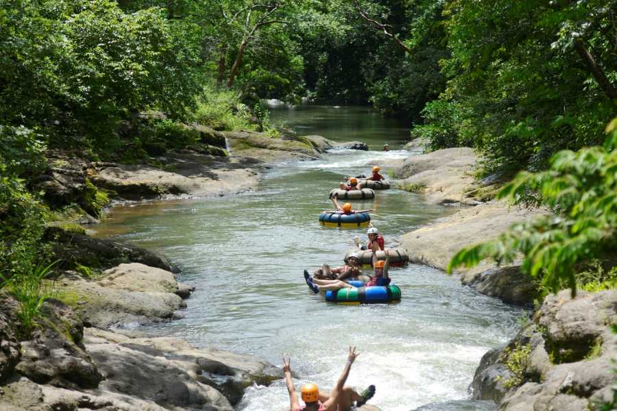 Tour Guanacaste Guachipelin Adventure Day Pass