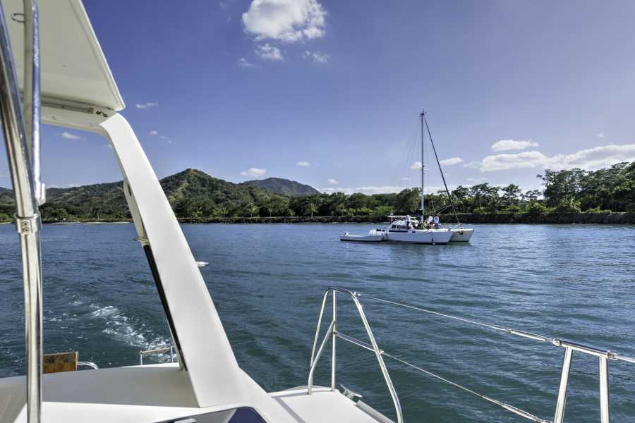 Tour Guanacaste On-Line Morning Sun 'n Snorkel Catamaran Tour