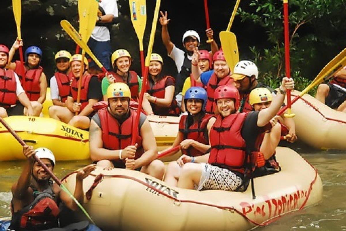 Tour Guanacaste White Water Rafting