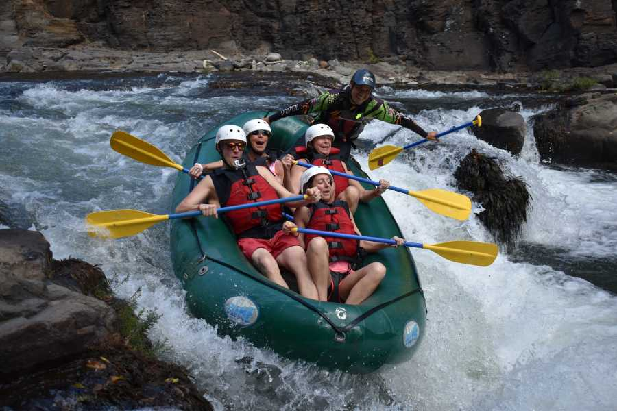 Tour Guanacaste Tenorio River White Water Rafting