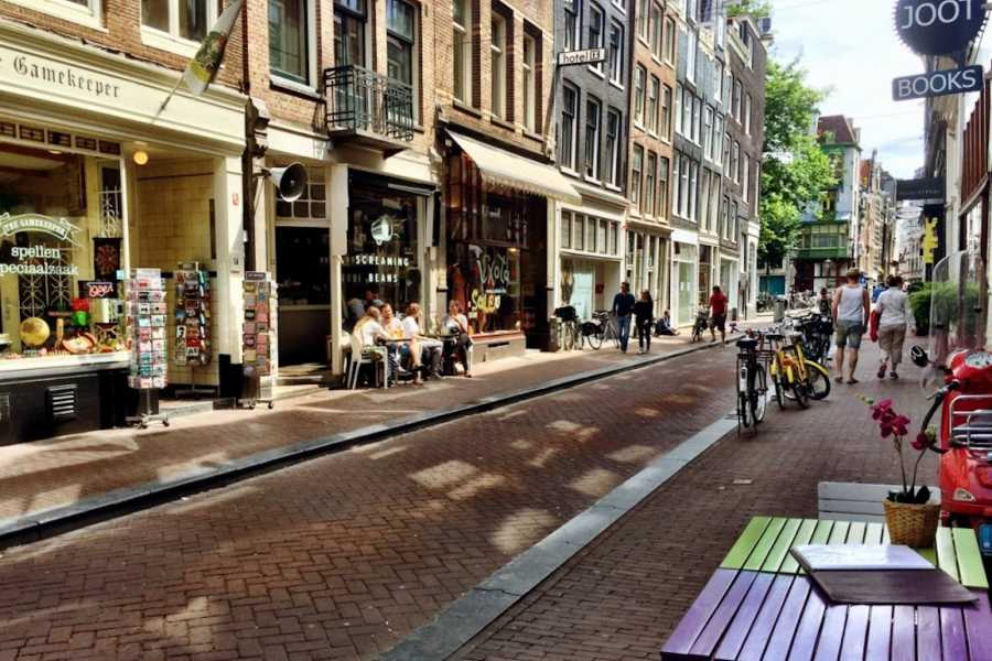 walks in europe Amsterdam Streets With A Local ( Shared Tour)