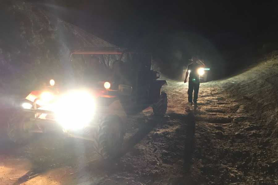 Wild-Trails Extreme Jeep Tour and Salt Caving