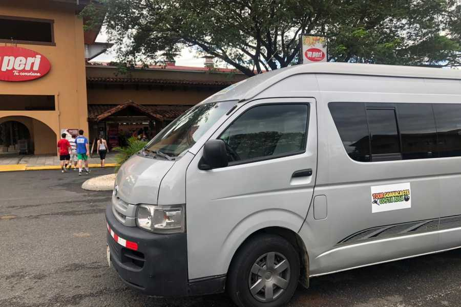 Tour Guanacaste Private Van and Driver