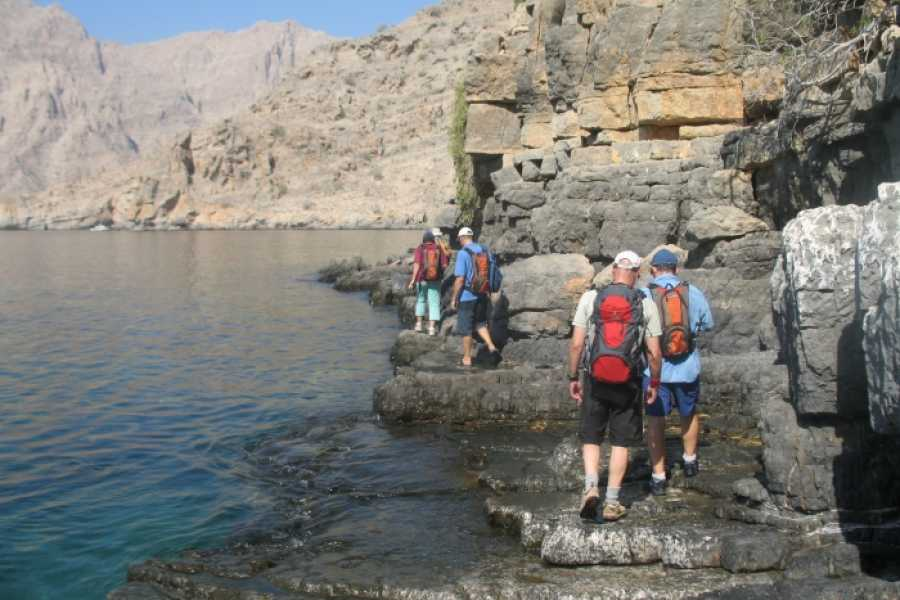 Absolute Adventure Aqaba-Lima Trek