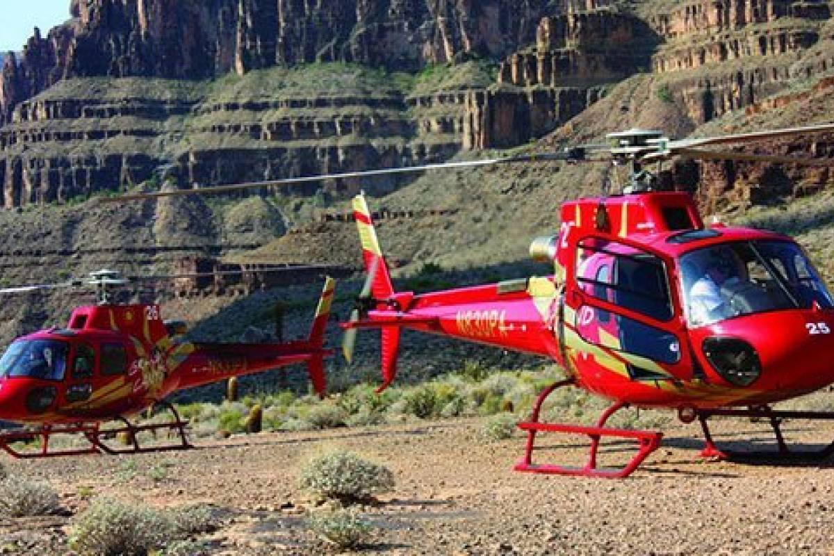 Dream Vacation Builders Grand Canyon West Rim Bus Tour From Las Vegas