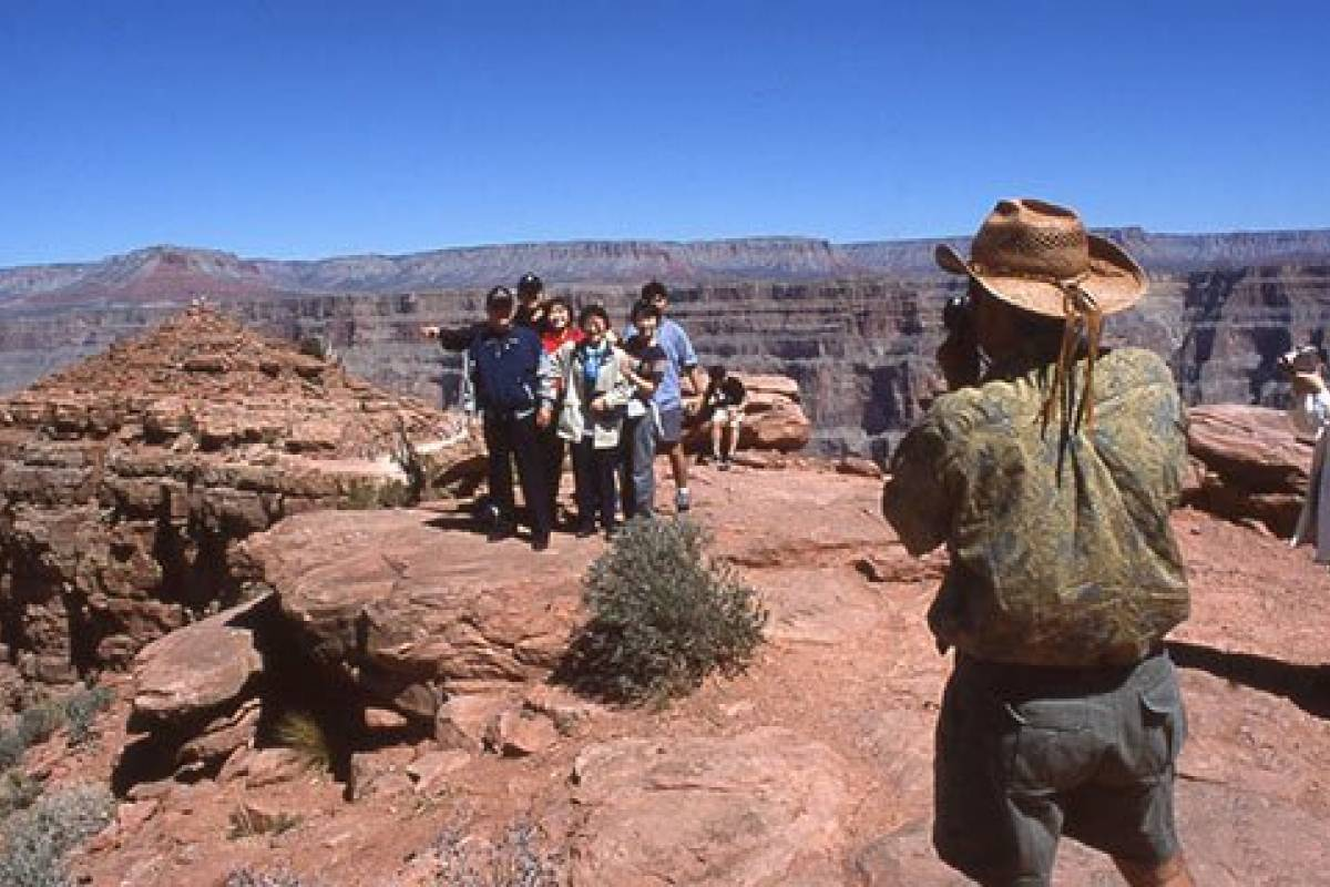 Dream Vacation Builders Platinum West Rim Tour