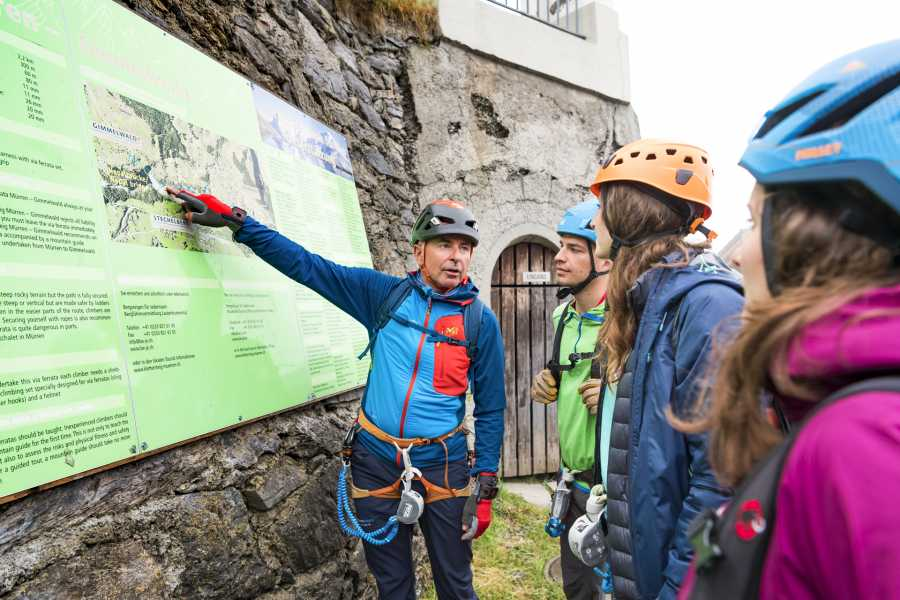 Grindelwaldsports Via Ferrata Mürren
