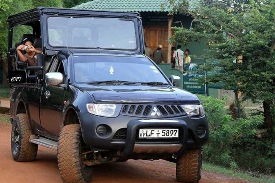 Cinnamon Holidays Private Limited Jeep Safari at Yala National Park