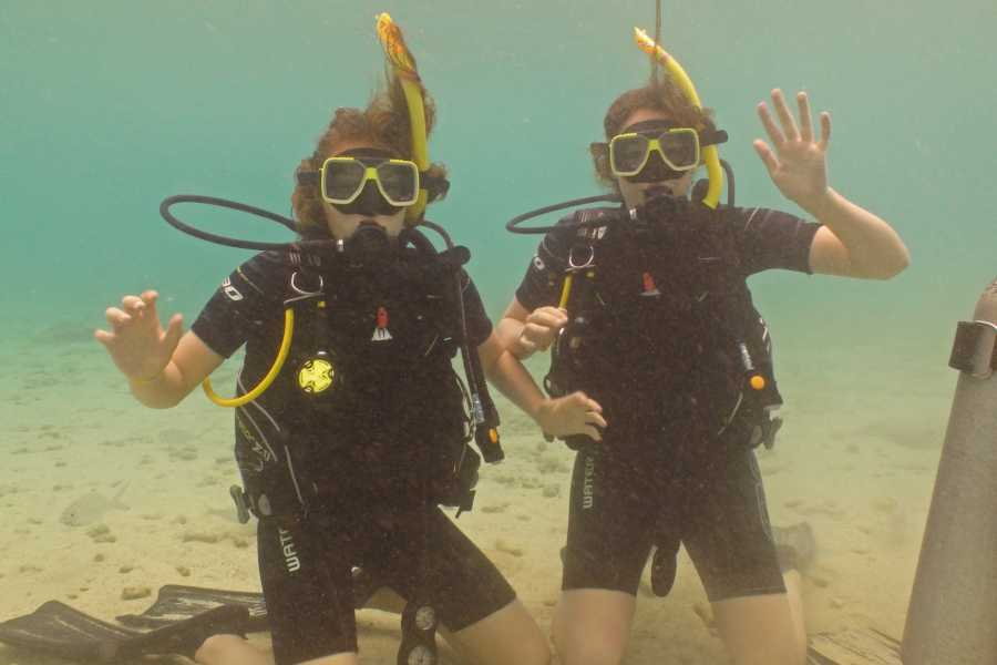 Blue Bay Dive & Watersports PADI Bubble Maker Program