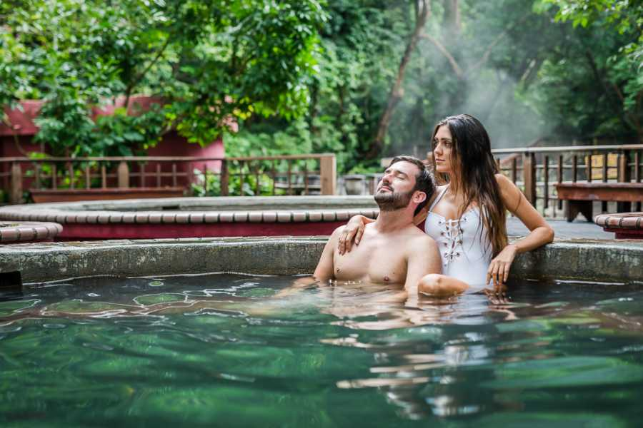 Tour Guanacaste Borinquen Hot Springs Eco-Tour