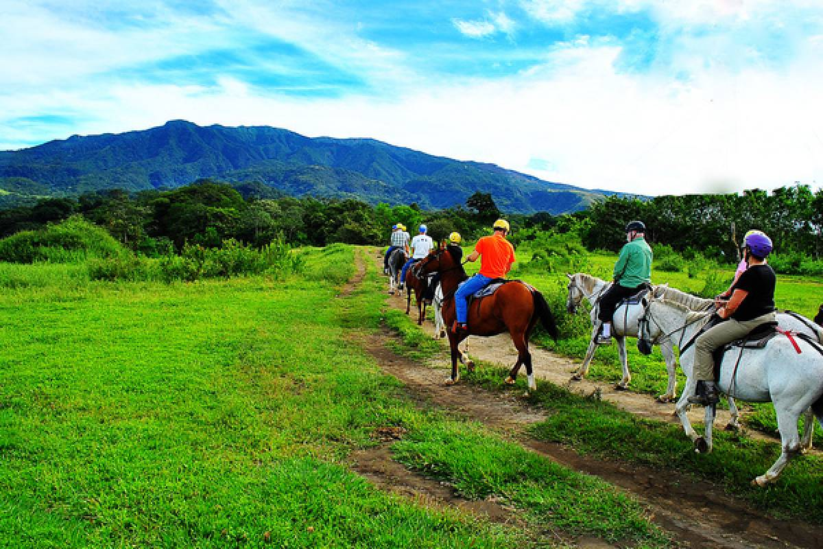 Tour Guanacaste Buena Vista Canopy Tour and Hot Springs