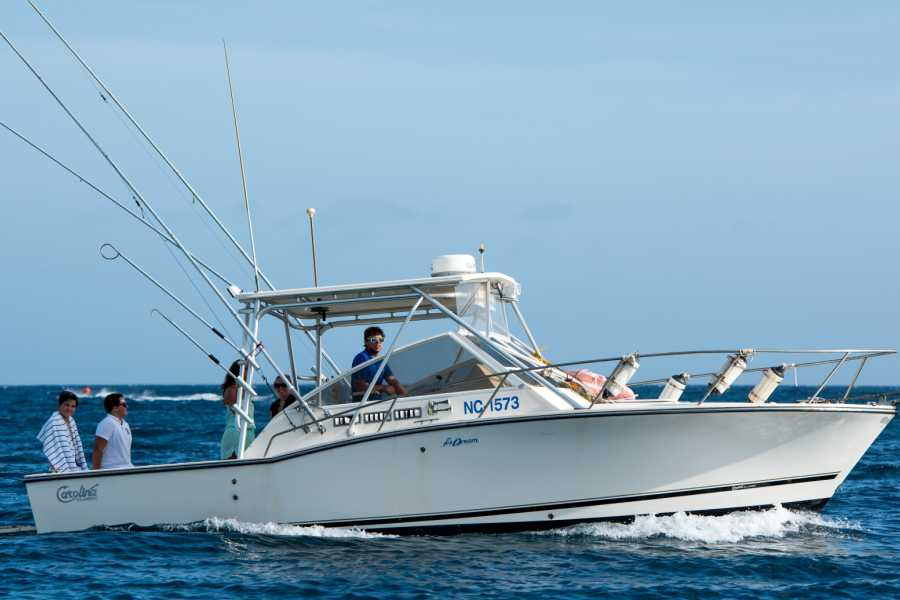 Blue Bay Dive & Watersports 4 hour open fishing charter