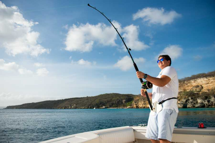Blue Bay Dive & Watersports Private 4 hour Fishing Charter