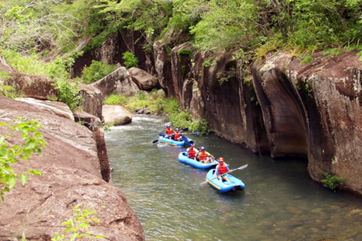Tour Guanacaste Cañon de La Vieja