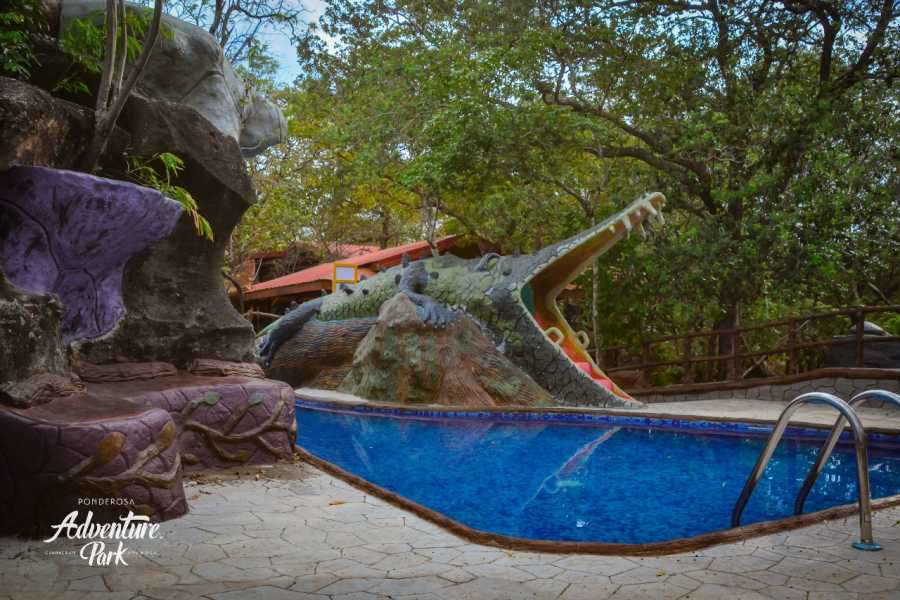 Tour Guanacaste Africa Safari Adventure Park Day