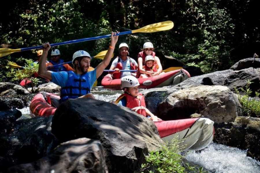 Tour Guanacaste Africa Safari Adventure Park Day