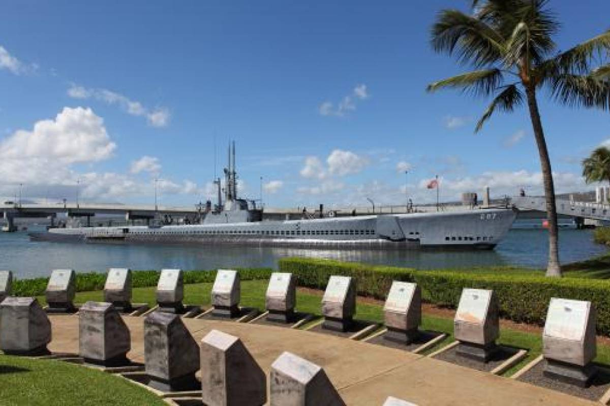 Dream Vacation Builders Oahu- Stars & Stripes Tour
