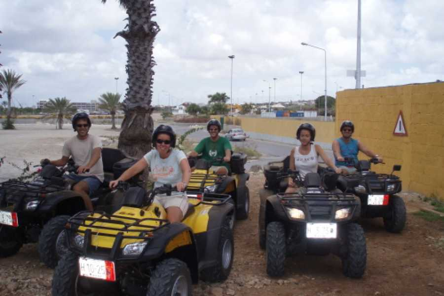 Blue Bay Dive & Watersports ATV East Tour