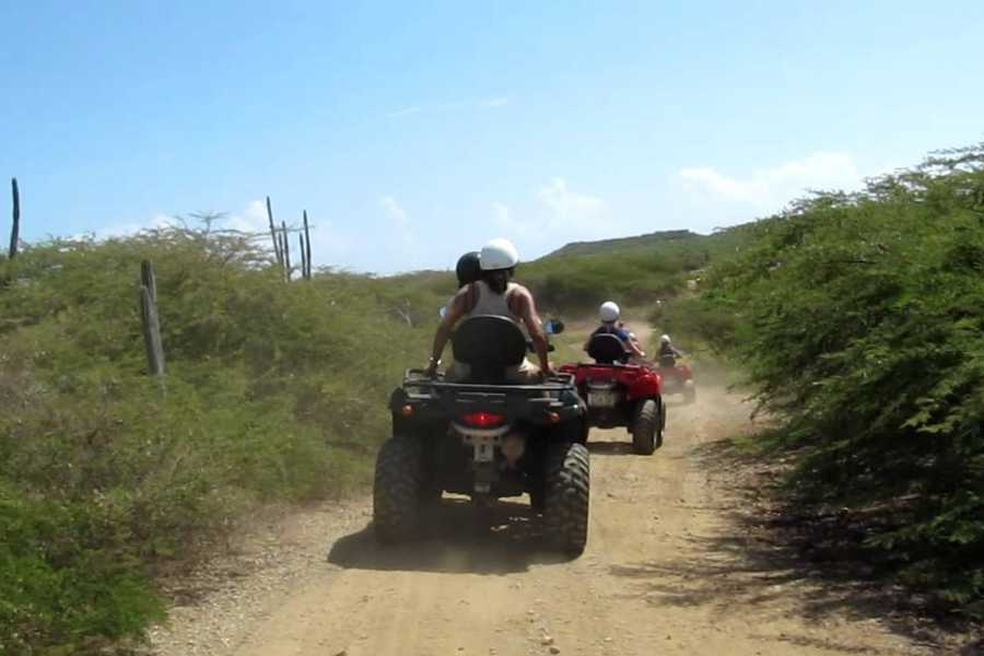 Blue Bay Dive & Watersports ATV West Tour