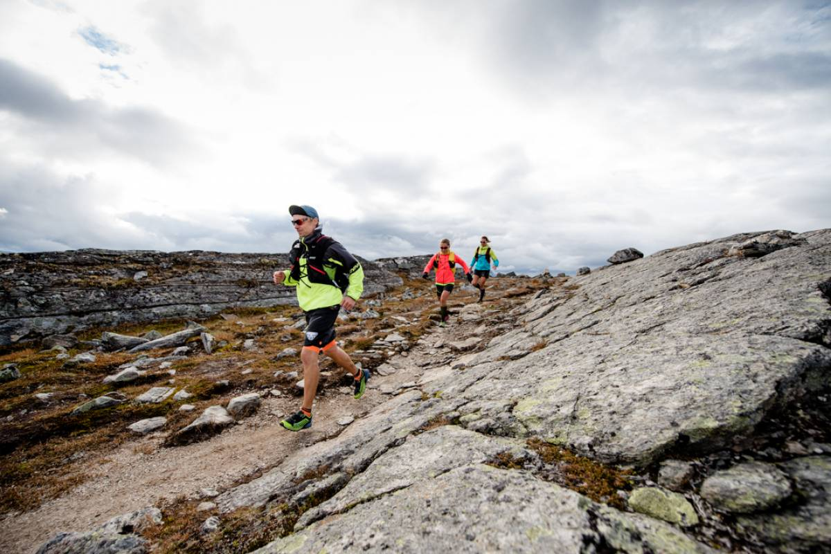 Contrast Adventure Norway Trailrunning