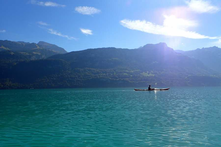 Hightide Kayak School Half Day Tours Giessbach Falls