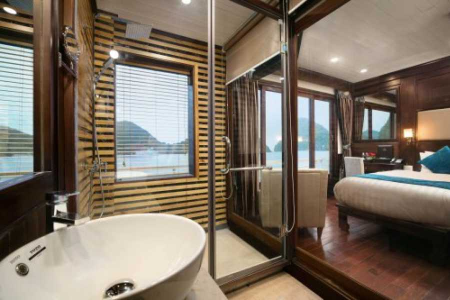 Vietnam 24h Tour Alisa Cruise | 2D1N Halong Bay