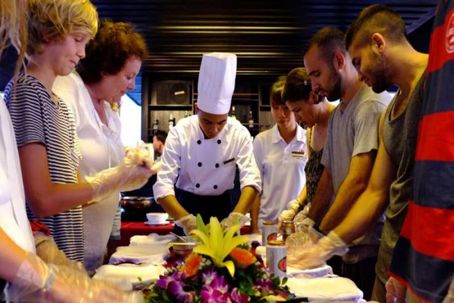 Vietnam 24h Tour Alisa Premier Cruise 2D1N