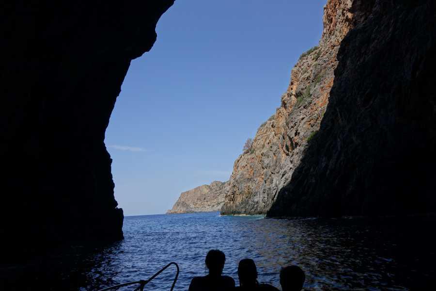 Paleochora Nature IKE SE-1  Sea Experience 1 (Arkadies - Lissos)