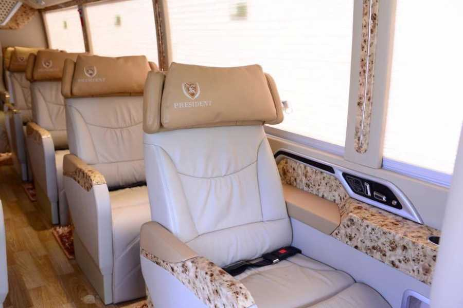 Vietnam 24h Tour Ha Noi - Cat Ba – Ha Noi: President Limousine