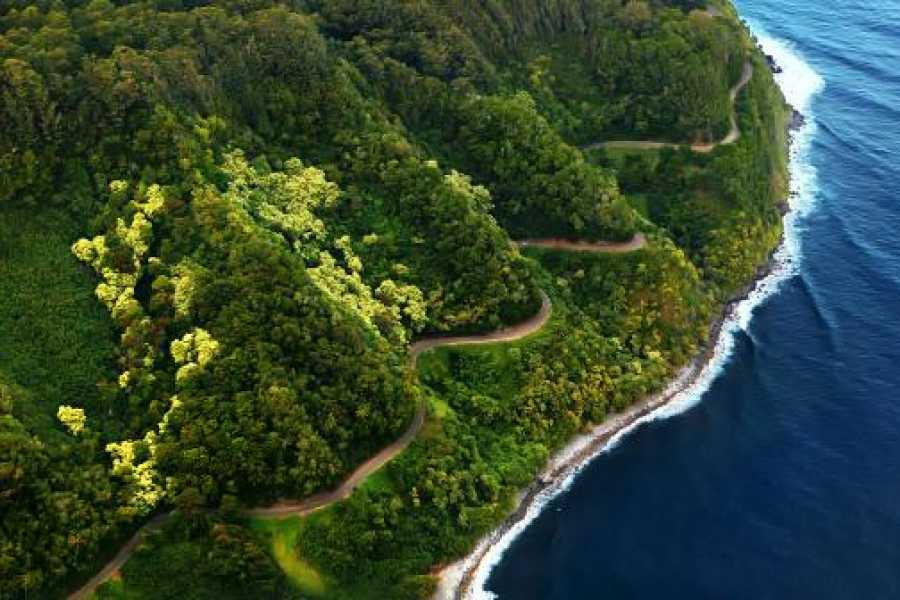 Dream Vacation Builders Maui-Heavenly Hana One Day Tour