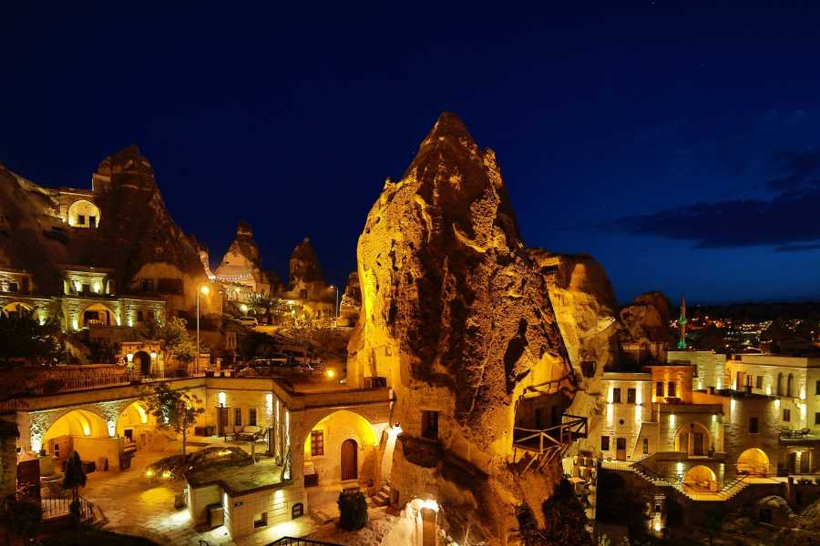 BarefootPlus Travel Cappadocia 2 Day 1 Night Tour From Goreme YTG-CAP01