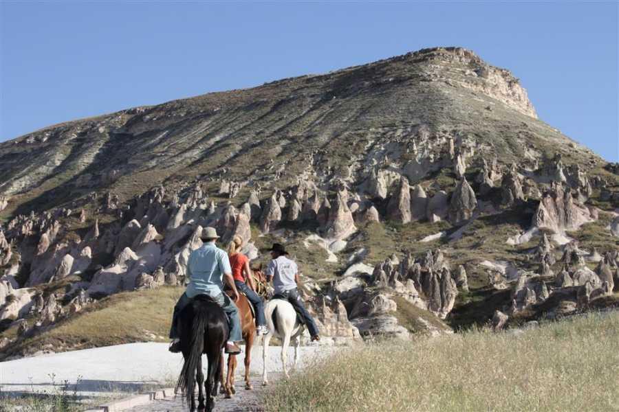 BarefootPlus Travel Cappadocia 2 Day 1 Night Tour From Goreme YTG-CAP01