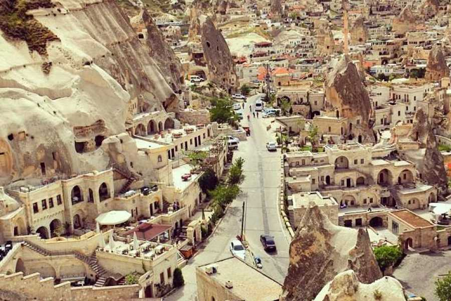 BarefootPlus Travel Cappadocia & Ephesus 4 day Side Trip from Istanbul