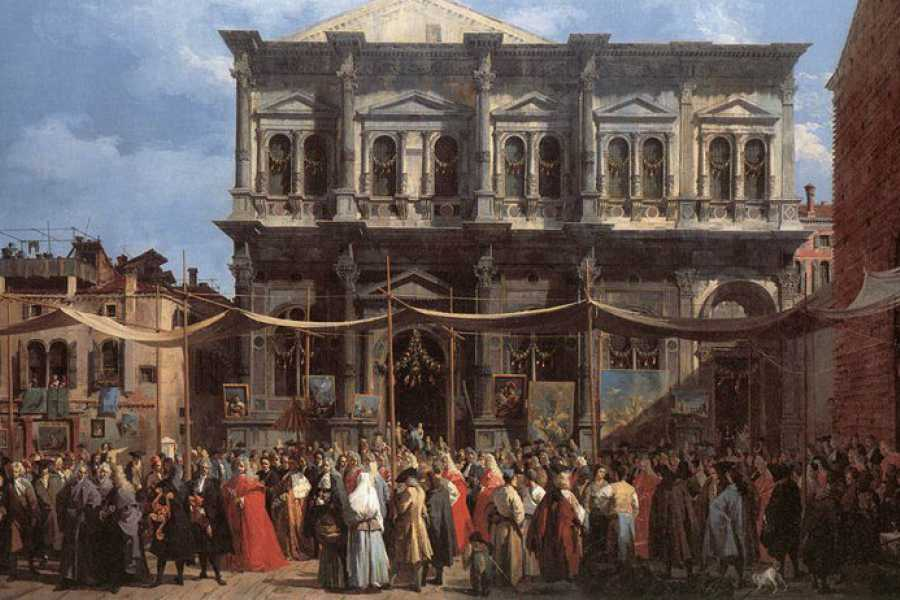 Venice Tours srl THE CITY OF PAINTERS AND CONFRATERNITY