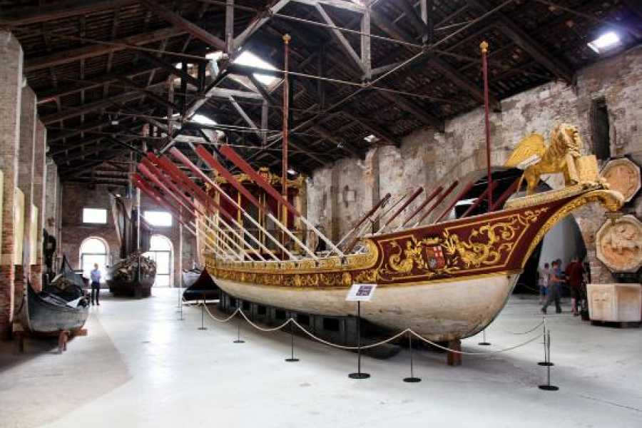 Venice Tours srl VENICE ARSENALE AND NAVAL MUSEUM