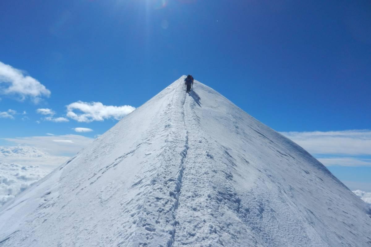 Saas-Fee Guides My first 4000m peak Allalinhorn - Package Grand Hotel Metropol