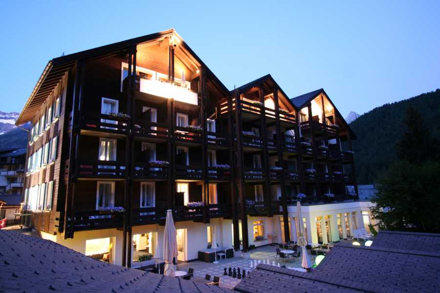 Saas-Fee Guides Mein erster 4000er Allalinhorn - Package Grand Hotel Metropol