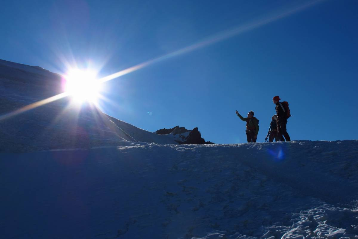 Saas-Fee Guides Mountaineering Academy - Package Grand Hotel Metropol
