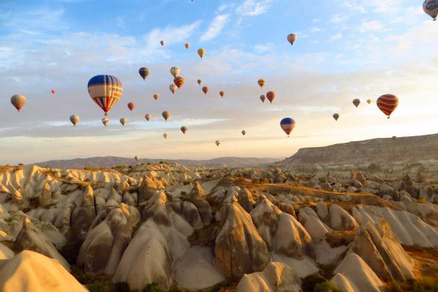 BarefootPlus Travel Cappadocia & Eastern Turkey 5 days 4 nights Private Tour