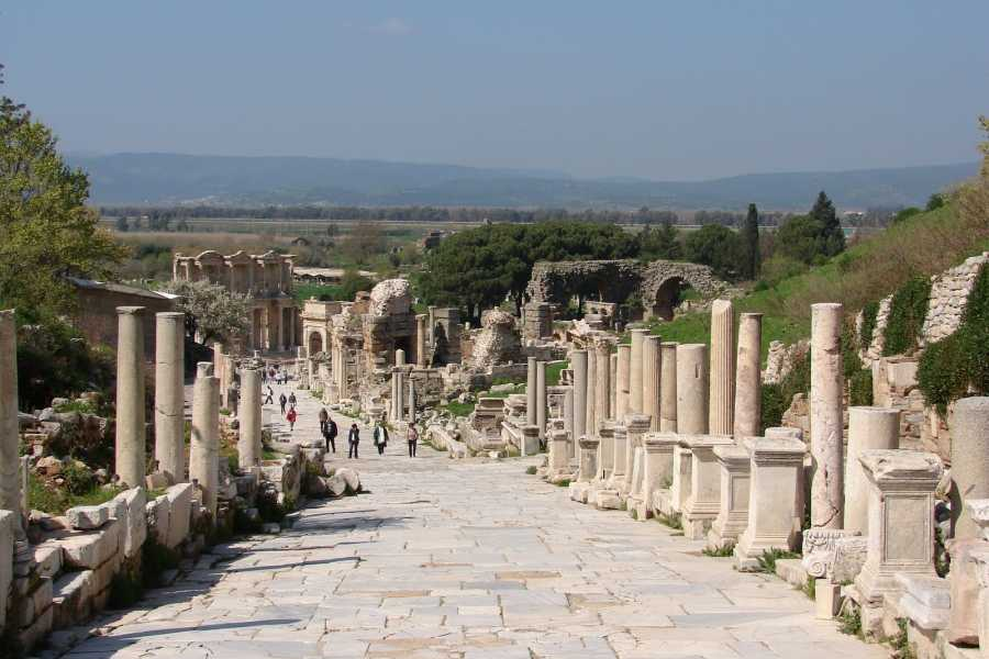 BarefootPlus Travel Ephesus Full Day Private Tour from Selcuk