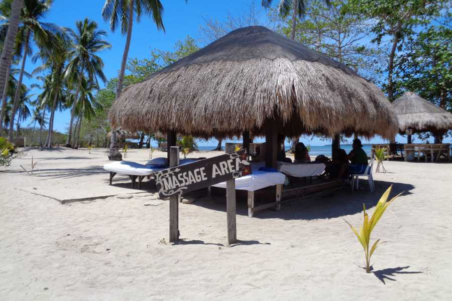WORLD HOLIDAY TRAVEL AND TOURS DAY TOUR : Honda bay Island Hopping Tour