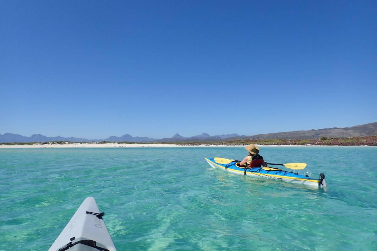 Baja Kayak Adventure Tours Ltd. Baja 7 Day Multi-Sport Adventure Package
