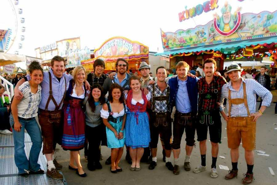 Bus2Alps AG JMU: Oktoberfest Camping Long Weekend