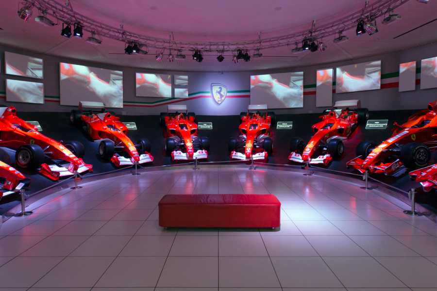 MilanoWow by Nearby srl Discover the heart of Food Valley + Ferrari Museum Experience