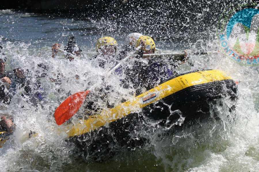 Gerês Holidays Rafting